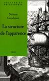 Nelson Goodman - La structure de l'apparence.