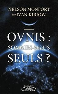 Téléchargez des livres epub sur playbook Ovnis  - Sommes-nous seuls ? 9782749938523 CHM FB2 PDF