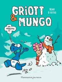 Néna et Nikola Witko - Griott et Mungo Tome 3 : Un monstre !!!.