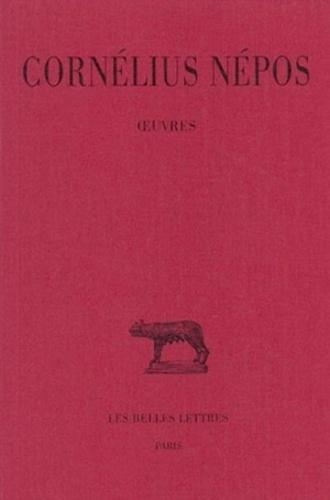 Népos Cornélius et Anne-marie Guillemin - Oeuvres.