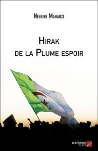 Epub téléchargement gratuit Hirak de la Plume espoir
