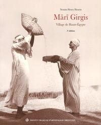 Nessim Henry Henein - Mari Girgis - Village de Haute-Egypte.