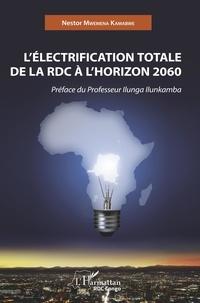 Accentsonline.fr L'électrification totale de la RDC à l'horizon 2060 Image