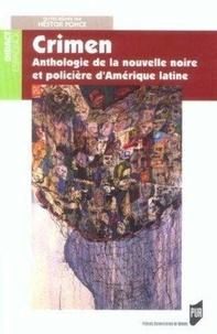 Nestor Ponce - Crimen - Anthologie de la nouvelle noire et policière d'Amérique latine.