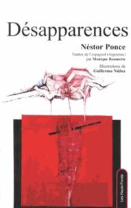 Néstor Ponce - Désapparences.
