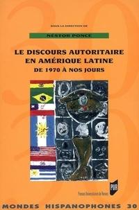 Galabria.be Le discours autoritaire en Amérique latine de 1970 à nos jours Image