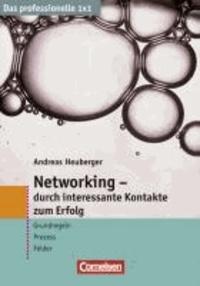 Networking - Durch interessante Kontakte zum Erfolg - Grundregeln - Prozess - Felder.