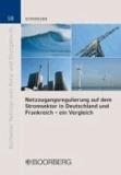 Netzzugangsregulierung auf dem Stromsektor in Deutschland und Frankreich - ein Vergleich.