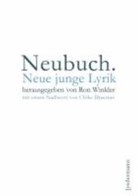 Neubuch - Neue junge Lyrik.