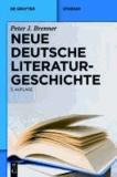 Neue deutsche Literaturgeschichte - Vom »Ackermann« zu Günter Grass.