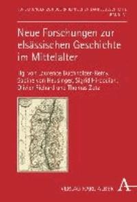 Neue Forschungen zur elsässischen Geschichte im Mittelalter.