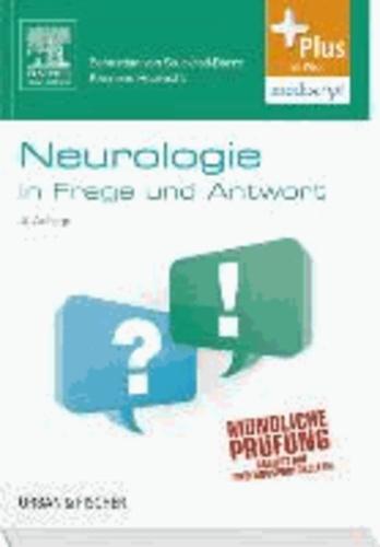 Neurologie in Frage und Antwort - Fragen und Fallgeschichten - mit Zugang zum Elsevier-Portal.