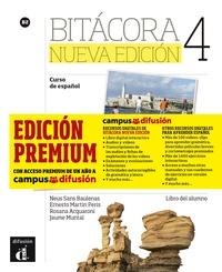 Neus Sans Baulenas et Ernesto Martin Peris - Bitacora 4 - Libro del alumno.