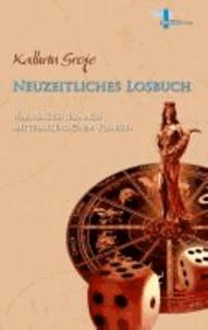 Neuzeitliches Losbuch - Wahrsagespiel nach mittelalterlichem Vorbild.