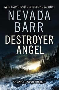 Nevada Barr - Destroyer Angel (Anna Pigeon Mysteries, Book 18) - A suspenseful thriller of the American wilderness.