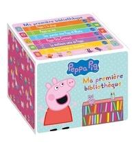 Neville Astley et Mark Baker - Ma Première Bibliothèque Peppa Pig - Coffret en 6 volumes : Le marché ; Le spectacle de marionnettes ; Le projet scolaire ; En musique ! ; La cabane ; Un métier pour Peppa.