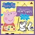 Neville Astley et Mark Baker - Mes premières peintures Peppa Pig - Avec un pinceau et une palette magique !.