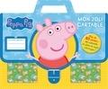 Neville Astley et Mark Baker - Mon joli cartable Peppa Pig - Plus de 50 stickers et des super activités à emporter partout.