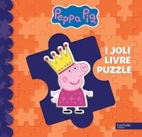 Neville Astley et Mark Baker - Mon joli livre puzzle Peppa Pig.
