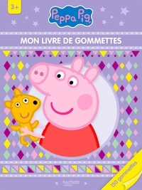Neville Astley et Mark Baker - Mon livre de gommettes Peppa Pig 3+.