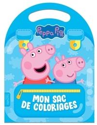 Neville Astley et Mark Baker - Mon sac de coloriages Peppa Pig.