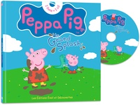 Neville Astley et Mark Baker - Peppa Pig, le grand splash. 1 CD audio