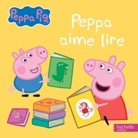 Neville Astley et Mark Baker - Peppa Pig  : Peppa aime lire.