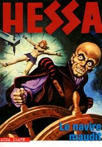 Nevio Zeccara - Hessa Tome 6 : Le navire maudit.