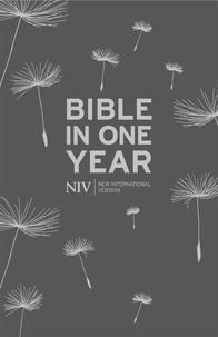 New International Version - NIV Bible In One Year Hardback.