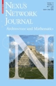 Nexus Network Journal 12,1 - Architecture and Mathematics.