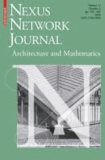 Nexus Network Journal 12,2 - Architecture and Mathematics.