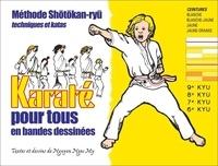 Deedr.fr Karaté pour tous - Ceinture blanche - Ceinture jaune Image