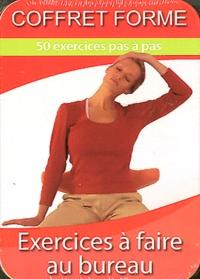Feriasdhiver.fr Exercices à faire au bureau - 50 excercices pas à pas Image