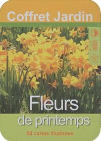 Deedr.fr Fleurs de printemps - 50 cartes illustrées Image