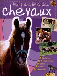 NGV - Mon grand livre des chevaux.