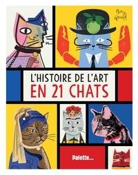 Nia Gould - L'histoire de l'art en 21 chats.