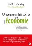Niall Kishtainy - Une (petite) histoire de l'économie.