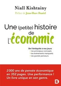 Jean-François Caulier - Une (petite) histoire de l'économie.