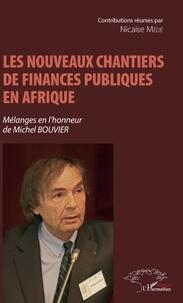 Era-circus.be Les nouveaux chantiers de finances publiques en Afrique - Mélanges en l'honneur de Michel Bouvier Image