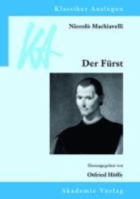 Niccolò Machiavelli: Der Fürst.
