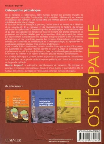 Ostéopathie pédiatrique 2e édition
