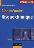 Nichan Margossian - Risque chimique - Aide-mémoire.