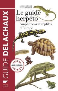 Rhonealpesinfo.fr Le guide herpéto - 228 amphibiens et reptiles d'Europe Image