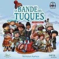 Nicholas Aumais et Hélène Bourgeois Leclerc - Coffret La bande des tuques  : La bande des Tuques - Le coffret.