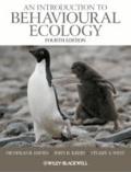 Nicholas B. Davies et John R. Krebs - An Introduction to Behavioural Ecology.