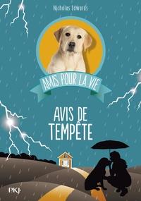 Nicholas Edwards - Amis pour la vie Tome 2 : Avis de tempète.