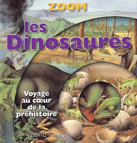 Nicholas Harris - Les dinosaures.