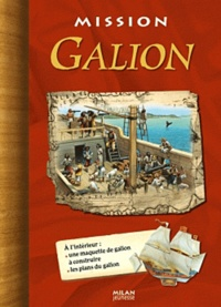 Mission galion - Nicholas Harris |