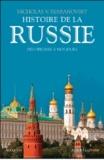 Nicholas Riasanovsky - Histoire de la Russie - Des origines à nos jours.