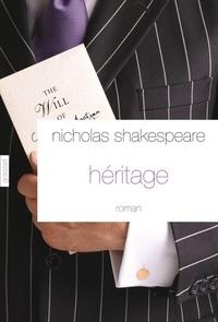Nicholas Shakespeare - Héritage.